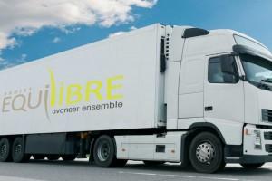 Projet Equilibre : Pour le transport routier, les avantages du GNV sur le diesel sont indéniables