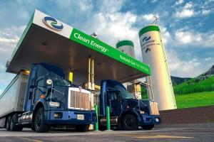 Aux Etats-Unis, le bioGNV monte en puissance