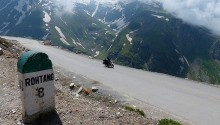 Une station GNV à 4000 mètres d'altitude en Inde
