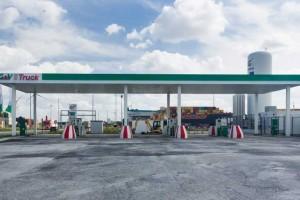 Rolande ouvre sa première station GNL en Belgique