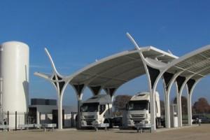 Rolande LNG déploie sa cinquième station GNL aux Pays-Bas