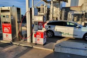 Stations GNV et interopérabilité : la carte Romac Fuels monte en puissance