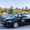 Suisse : Salt reçoit ses voitures au gaz naturel