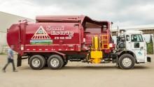 Au Québec, Magog récolte ses déchets avec des camions-bennes au gaz naturel