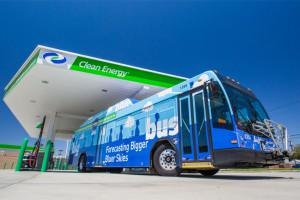 A Santa Monica, les bus passent au biom�thane