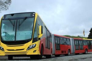 Bus GNV : nouvelle commande pour Scania à Bogota