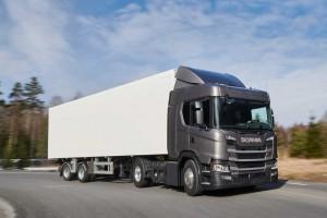 GEFCO a testé un camion GNC pour ses opérations régionales