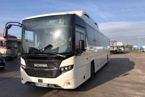 Nord : un premier autocar au gaz naturel pour Hondschoote