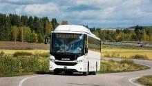 Interlink : l'autocar GNV de Scania élu bus durable de l'année