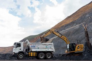 Brésil : mise en service du premier camion minier au gaz naturel