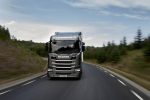 Scania passe aux 410 chevaux pour ses camions GNV
