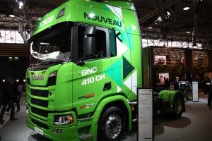De nouveaux camions au gaz pour la STAF et Franprix