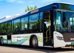 Brésil - Scania souligne les avantages de ses bus au biométhane