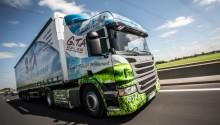 Scania présentera son offre gaz naturel à l'occasion d'Expo Biogaz