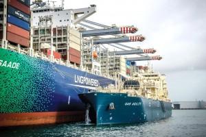Le bio-GNL, espoir du transport maritime pour réduire les gaz à effet de serre