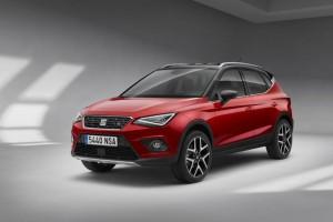 Seat Arona : du GNV pour le crossover espagnol dès 2018