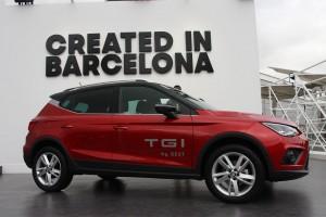 Mondial de l'Auto : Seat officialise l'arrivée de son offre GNV en France