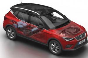 Seat Arona TGi : le SUV au gaz naturel sera présenté au Mondial de Paris