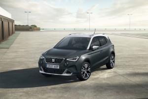 Seat Arona TGI : premier restylage pour le SUV au gaz naturel