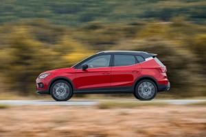 Voiture GNV : la Seat Arona TGI domine les ventes du marché italien en avril