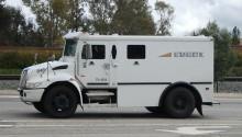 Des camions blindés hybrides GNV pour Sectran Security