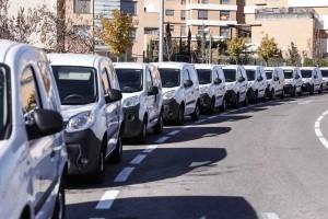 Espagne : Seur intègre 100 véhicules GNC à sa flotte