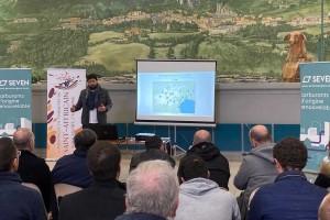 Dans l'Aveyron, SEVEN présente son projet de station GNV