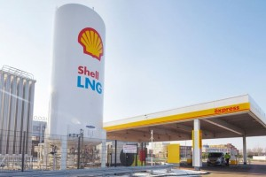 Shell ouvre sa quatrième station GNL en Allemagne
