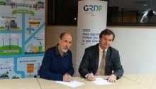 Sicoval : l'agglo du Sud-Est toulousain s'engage vers la mobilité GNV avec GRDF