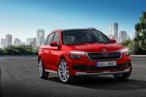 Skoda Kamiq : le SUV urbain aura une version GNV