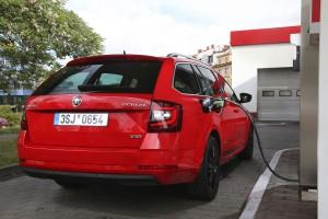 En Suisse, les ventes de voitures GNV ont progressé de 55 % en 2019