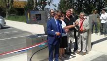 Une nouvelle station GNV pour le SMED13