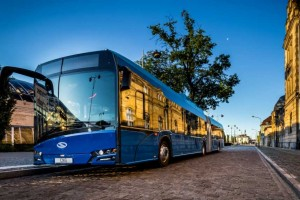 Solaris va livrer 54 bus au gaz naturel à Varsovie