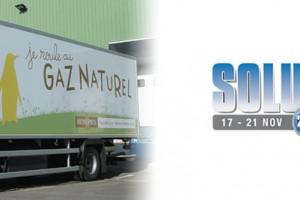 La mobilit� GNV � l�honneur � Solutrans