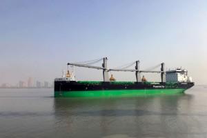 Finlande : une aciérie teste le bioGNL comme combustible pour ses navires