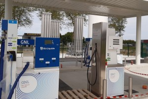 Bretagne : Air Liquide ouvre une nouvelle station GNV à proximité de Rennes