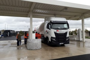 Pas-de-Calais : La station bioGNV de Arques désormais en service