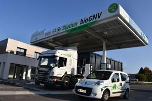 BioGNV : Liger et ses partenaires récoltent les fruits de leur implication
