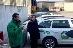 Franche-Comté : une station bioGNV pour l'exploitation agricole des Longchamps