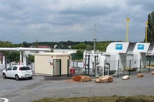 Val d'Oise : ENGIE Solutions ouvre la station GNV de Saint-Witz