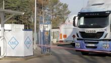 La Pologne ouvre sa première station GNL