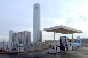 GNVERT ouvrira la nouvelle station GNLC de Bourges le 25 février