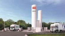 Une première station GNLC pour les Pays de la Loire