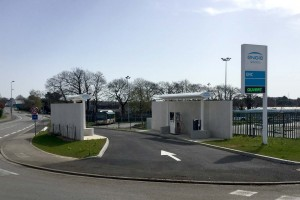 Bretagne : ENGIE Solutions inaugure la station GNV de Quimper