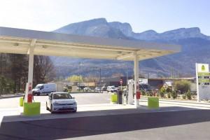 Grenoble : GEG ouvre la station GNV de Saint-Egrève