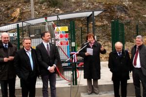 Auriol, Roquevaire et La Destrousse inaugurent une station GNV intercommunale
