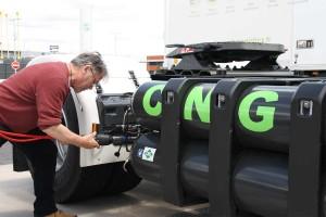 Des stations mobiles pour le dépannage des camions GNV