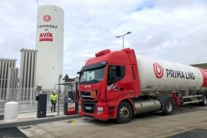 Ille-et-Vilaine : Primagaz ouvre la station GNL de Vern-sur-Seiche