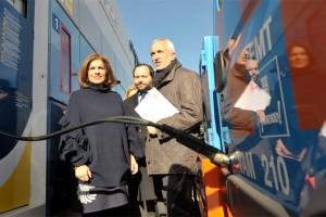 Madrid va doubler le nombre de stations GNV sur son territoire d�ici 2016