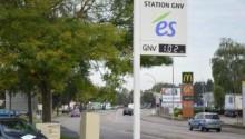 Une troisième station GNV inaugurée à Strasbourg